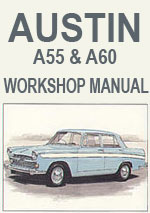 Austin A55 + A60 Workshop Repair Manual