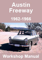 Austin Freeway Workshop Manual